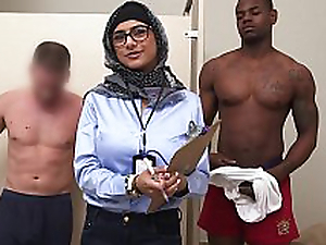 MIA KHALIFA - My Ultimate Interracial Heavy Dick Challenge