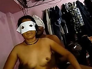 Indian Housewife hard fucking with illegal lover big dick